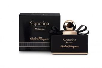 Signorina Misteriosa, Salvatore Ferragamo, FAnn parfumerie