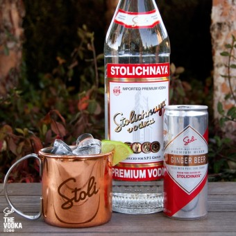 Moscow Mule, Stoli, foto: Premier Wines & Spirits
