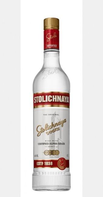 Stolichnaya, foto: Premier Wines & Spirits