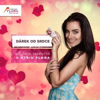 Užijte si Valentýna v Atriu Flora