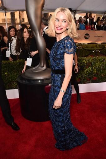 Naomi Watts u příležitosti 22. ročníku Annual Screen Actors Guild Awards, foto zdroj: BVLGARI