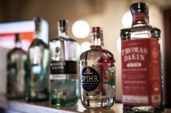 Gin Thomas Dakin, Ophir, Galadegustace palác Žofín, Premier Wines & Spirits