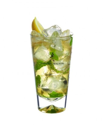 Johnnie Walker Red Mojito
