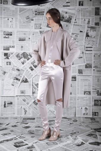 Kateřina Geislerová kolekce jaro/léto 2016