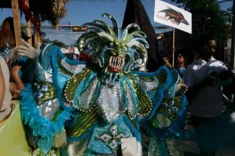 Diablos cojuelos - kulhaví čerti, Dominikánská republika