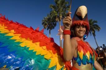 Karnevalová exotika, Dominikánská republika