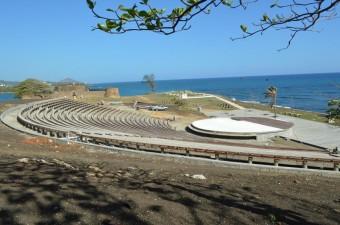 Amfiteátr v Puerto Plata, foto zdroj: Národní turistický úřad Dominikánské republiky