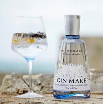 Gin Mare, foto zdroj: Premier Wines & Spirits