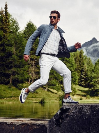 Bogner Man: kolekce léto 2016