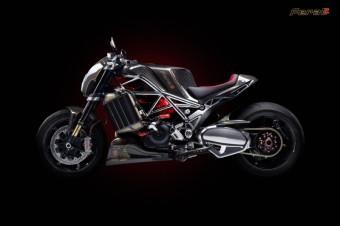 FERAT2: Unikátní motocykl české výroby