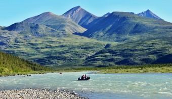 Martin Lipina - Aljaška, festival Kolem světa