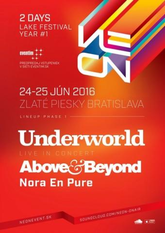 Na Slovensku vzniká festival NEON, nová tradice elektronické scény