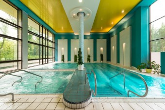 Balneo, Danubius Health Spa Resort Esplanade