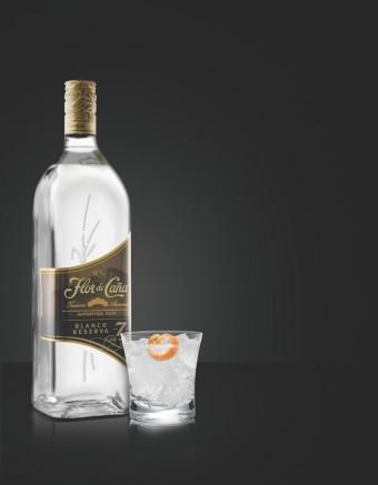 Flor de Caña uvádí světový unikát: sedmiletý bílý rum Blanco Reserva, Premier Wines & Spirits