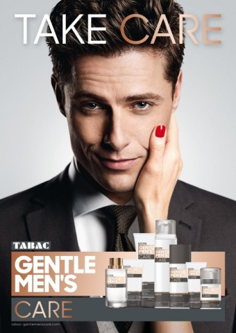 TABAC Gentle Men´s Care, FAnn parfumerie
