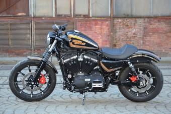 H-D Brno, Iron 883, Harley-Davidson