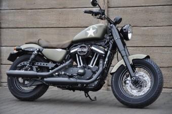 H-D Hradec Králové, Iron 883, Harley-Davidson