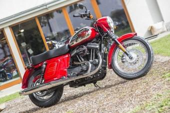 H-D Praha, Iron 883, Harley-Davidson