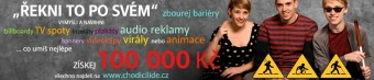 Řekni to po svém, www.chodicilide.cz, Nadace Sirius