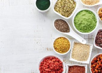 Superpotraviny nejen pro supermuže, ilustrační foto: Dreamstime.com