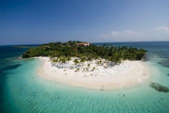 Cayo Levantado, Dominikánská republika