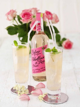Belvoir, Elderflower & Rose Pressé, Premier Wines & Spirits