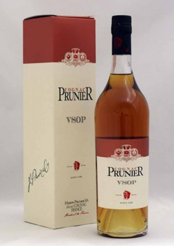 Prunier, Fine Cognac VS, Premier Wines & Spirits