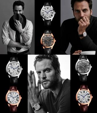 Drive de Cartier, nová kolekce pánských hodinek Cartier