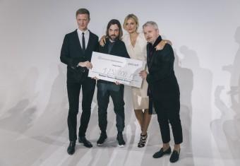 Výtěžek 1 250 000 Kč pro Nadaci Terezy Maxové dětem, Mercedes-Benz Prague Fashion Week