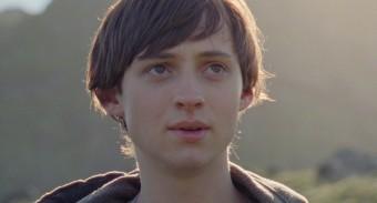 Ari (Atli Óskar Fjalarsson), hlavní hrdina filmu Vrabčáci, Febiofest