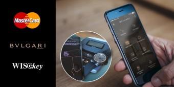 Bulgari Roma - MasterCard - WISeKey
