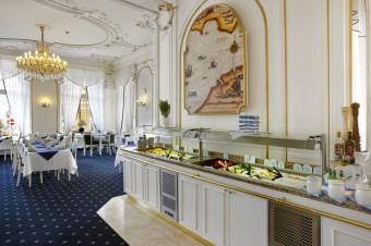 Restaurace, Danubius Health Spa Resort Grandhotel Pacifik Mariánské Lázně