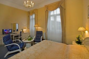 DBL Superior plus, Danubius Health Spa Resort Grandhotel Pacifik Mariánské Lázně