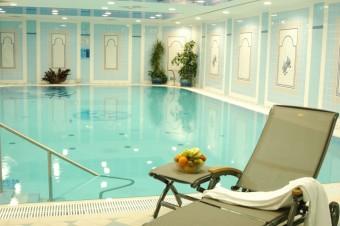 Bazén, Danubius Health Spa Resort Grandhotel Pacifik Mariánské Lázně