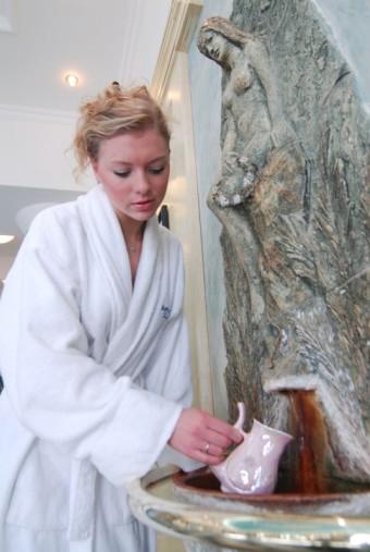 Pitná kúra, Danubius Health Spa Resort Grandhotel Pacifik Mariánské Lázně