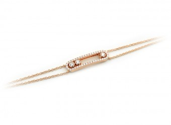 DIC Bracelet Barbara, cena od 56 000,- Kč, Diamonds International Corporation
