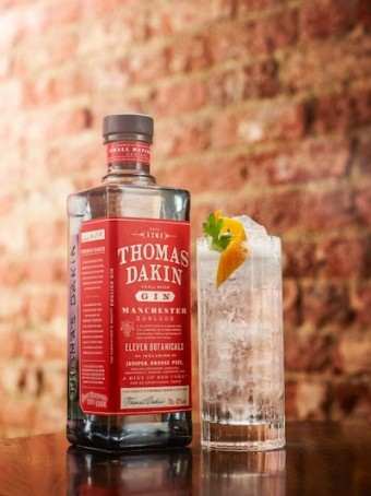 Thomas Dakin Gin, Premier Wines & Spirits