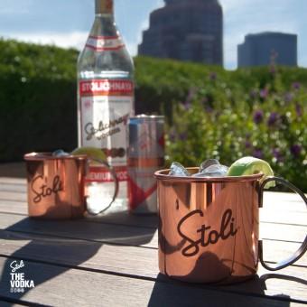 Stoli Mule, Stolichnaya, Premier Wines & Spirits