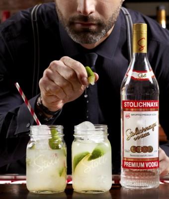 Stoli Refresh, Stolichnaya, Premier Wines & Spirits