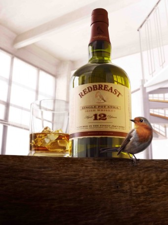 Redbreast 12 Year Old, Jan Becher - Pernod Ricard
