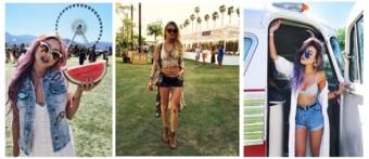 Festival Coachella ve znamení letní kolekce Tezenis
