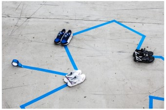 Streetstyle-fashion sneakers PUMA ve spolupráci s Alexander McQueen a Stampd, nafocené Danielem Chomistkem, Footshop Puma