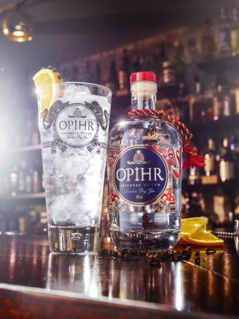 Opihr G&T, Premier Wines & Spirits