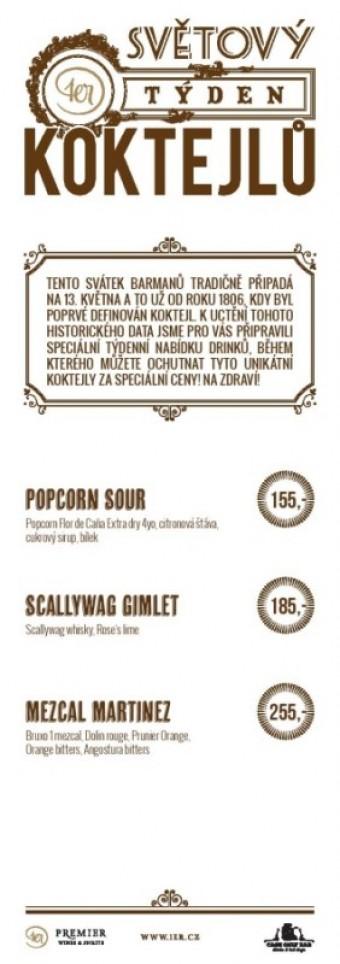 Cash Only Bar, Praha, Premier Wines & Spirits
