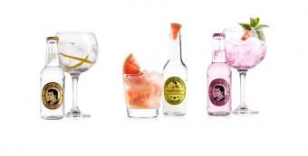 Gin & Tonic, Lonkero a Pink Ink, Premier Wines & Spirits