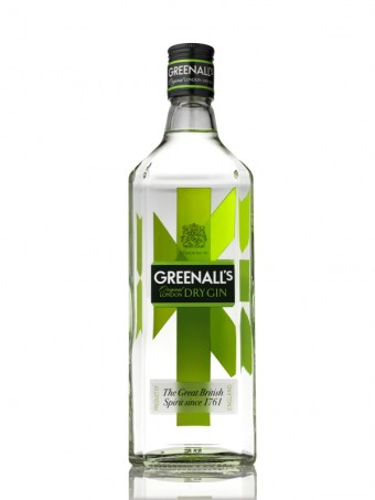 Greenall's original London Dry Gin, Premier Wines & Spirits