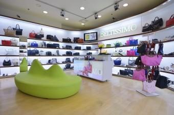 Prodejna Beltissimo Nový Smíchov, Premium Fashion Brands