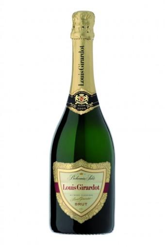 Louis Girardot, Bohemia Sekt; Není šampaňské jako šampaňské, článek z časopisu MENHOUSE č. 12
