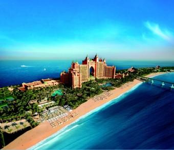 8 míst v Dubaji, která si nesmíte nechat ujít, zdroj foto: Atlantis The Palm