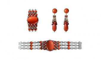 Šperky Cartier z kolekce vysokého šperkařství Etourdissant